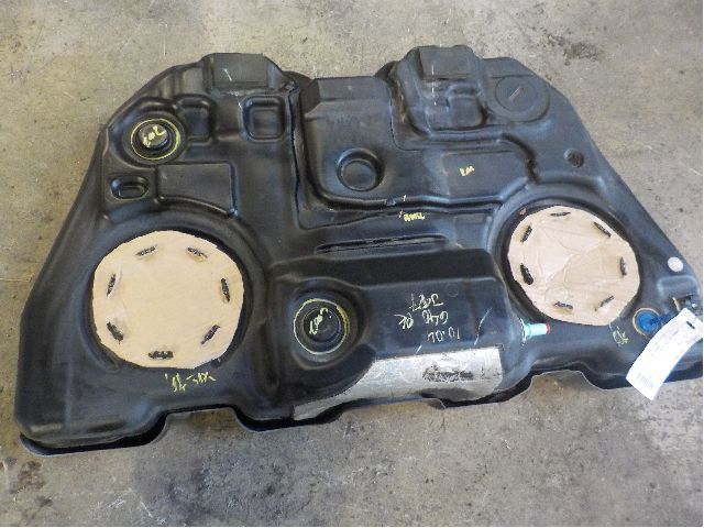 Bränsletank diesel image