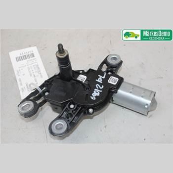Torkarmotor Baklucka VW GOLF VII KOMBI-SEDAN 5D -2016-02 2015 5G0955711A