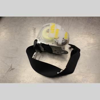 Säkerhetsbälte Mitten Bak TOYOTA AURIS    10-12 1.6i VVTi Kombi-sedan 132HK 2010