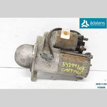 Startmotor CHEVROLET CAPTIVA CHEVROLET CAPTIVA 2.4 LS 2007 96627035