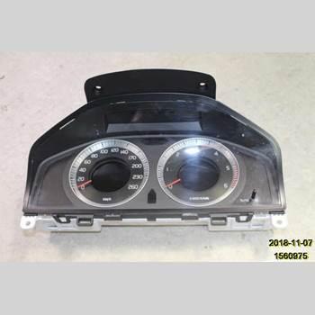 Hastighets Mätare VOLVO XC60 09-13 01 XC60 2009 36002492