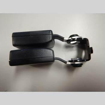 Säkerhetsbälteslås/Stopp SAAB 9-3 Ver 2/Ver 3 08-15 2.8T V6 Aero SportCombi 250hk 2008