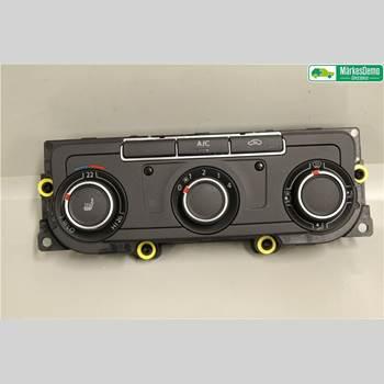 AC Styrenhet AC Manöverenhet VW TRANSP/Caravelle 16- 2,0 TDI.VW T6 TRANSPORTER 2015 7E0907047AG
