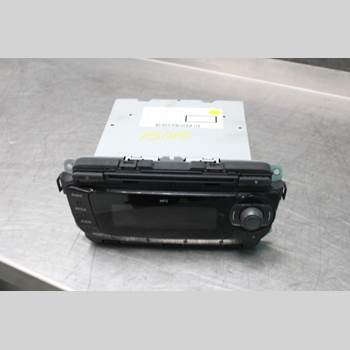 RADIO CD/MULTIMEDIAPANEL SEAT IBIZA IV 08-16 1,4i 16v 86hk 2010 6J0035153B
