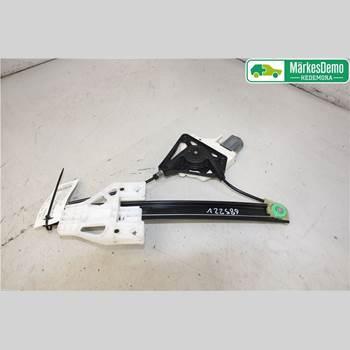 Fönsterhiss Elektrisk Komplett AUDI A1/S1 11-18 AUDI            8X A1 SPORTBACK 2015 8X4839461A