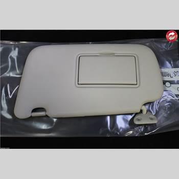 Solskydd Nissan Leaf 11-17 2014
