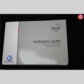 NISSAN LEAF 11-17 Nissan Leaf 11-17 2014 BIL