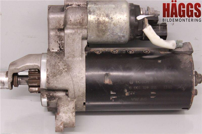 Startmotor Diesel till AUDI A4/S4 2008-2011 HI 059911021D (0)