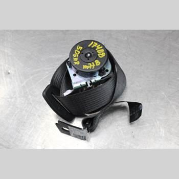 Säkerhetsbälte Mitten Bak OPEL CORSA D 07-14 1.2i 86hk 2013 F13293488