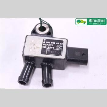 MB E-KLASS (W213) 16->> MB E220 T D AMG SPORT W213 2017 A0009056503