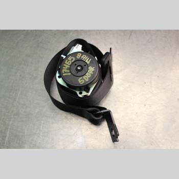 Säkerhetsbälte Mitten Bak OPEL CORSA D 07-14 1.3CDTi Diesel Eco 95hk 2013 F13293488