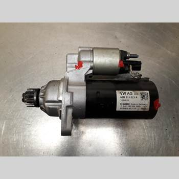 Startmotor Diesel VW CRAFTER II / E-CRAFTER 17- 2,0 TDI 2018 02M911021AX