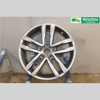 Aluminiumfälg VW GOLF / E-GOLF VII 13- VW GOLF VARIANT SPORTSKOMBI R-LINE 5D -2016-02 2015