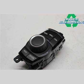 BMW 3 F30/F31/F80 2012-2019 320I XDRIV Bensin 2018 65826802932