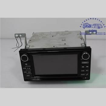 Radio CD/Multimediapanel NISSAN JUKE 14-19 NISSAN F15 NISSAN JUKE 2015