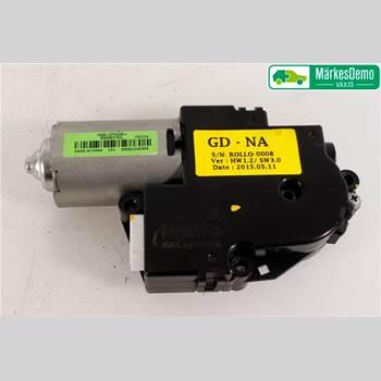 Taklucksmotor HYUNDAI i30 13-17 HYUNDAI I 30 5D 1,6CRDI 2016 81631A5010