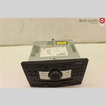 RADIO CD/MULTIMEDIAPANEL OPEL CORSA D 07-14 Opel Corsa D 07-14 2009 93169208