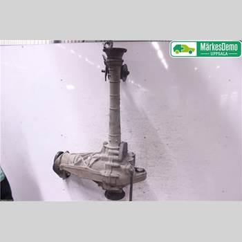 FRAMVAGN DIFFRENTIAL PORSCHE CAYENNE PORSCHE CAYENNE S 4,5 V8 2003 955349010AX