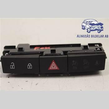 Strömställare Varningsblinkers OPEL ASTRA J 10-15 5DC5 1.4 Turbo 5VXL SER ABS 2010