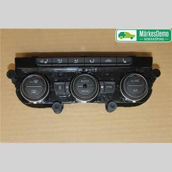 Värmereglage VW PASSAT 15-19 Vw Passat  15- 2015 5G1907044J