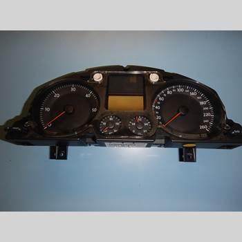 Kombi. Instrument VW PASSAT 2005-2011 VW PASSAT TDI 140 PDF VA 2006 3C0 920 851 D