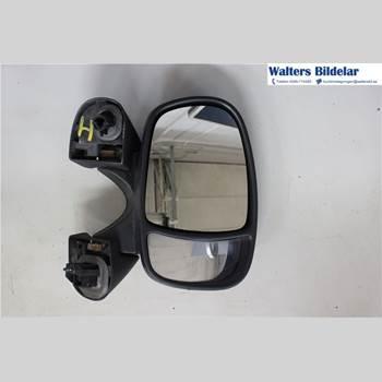 Spegel Yttre El-justerbar Höger NISSAN PRIMASTAR NISSAN PRIMASTAR L23498/H11965 SKÅP 2+1+2D 2010 9630100QAM
