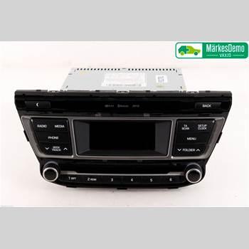 CD Radio HYUNDAI i20 15- HYUNDAI I20 5D 1,2 2018 96170C8050RDR