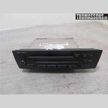 RADIO / STEREO   BMW 1 E87/81 5D/3D 03-11 BMW 118D 2008 65 12 9 232 250
