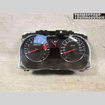 Instrument - Komb. NISSAN NOTE E11 06-14 NISSAN E11 2013 24810BH14C