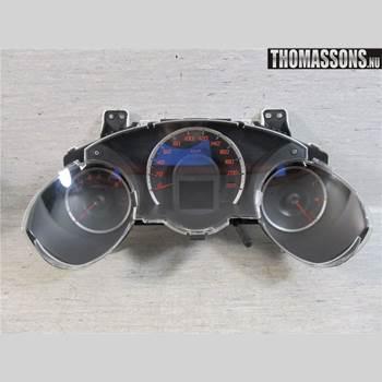 Kombi. Instrument HONDA JAZZ 08-14 HONDA JAZZ  2010 78100-TF0-G01
