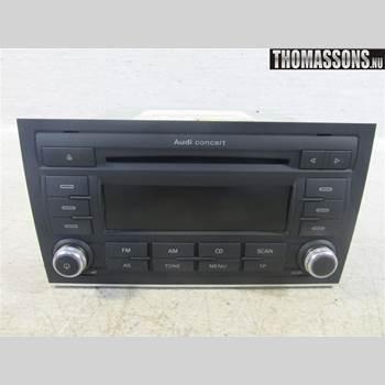 RADIO / STEREO   AUDI A4/S4 05-07 AUDI A4 AVANT 2.0 TDI 2008 8E0057185LX