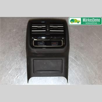 Värmereglage VW PASSAT 15-19 Vw Passat  15- 2017 3G0907049D