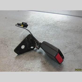 Säkerhetsbälteslås/Stopp PEUGEOT 207 1,6 HDI 2007 8974 SZ