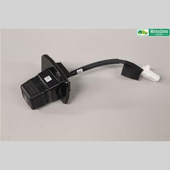 Parkeringshjälp Kamera SUBARU XV 12-17 2,0 TD. SUBARU  XV 2016 86267FJ500
