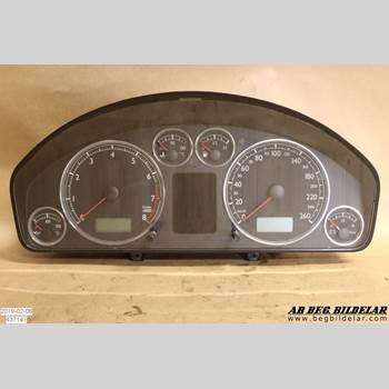 Hastighets Mätare VW SHARAN      01-10 1.8T 2002 7M3920841AXZ02