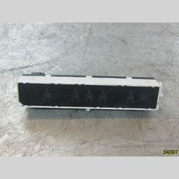Instrument Övrigt PEUGEOT 207 1,6 HDI 2007 6106 SR