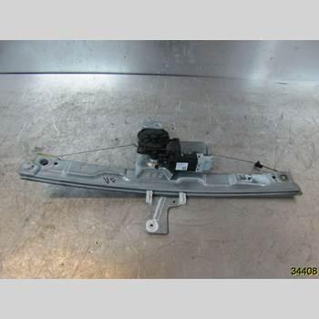 Fönsterhiss Elektrisk Komplett PEUGEOT 207 1,6 HDI 2007 9221 X1