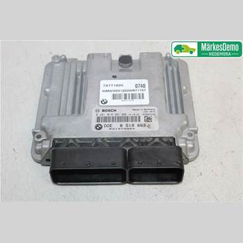 Styrenhet Ins.Pump Diesel MINI COUPE R56 05-14 Mini Coupe R56 05-14 2014 13618519663