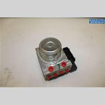 ABS Hydraulaggregat NISSAN LEAF 11-17 01 LEAF 2015 476604NC1B