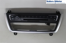 RADIO CD/MULTIMEDIAPANEL till BMW 3 GT F34 202013- H 61319323554 (0)