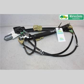 Fönsterhiss Elektrisk Komplett AUDI A1/S1 11-18 AUDI A1 KOMBI-SEDAN 3D 2012 8X3837461