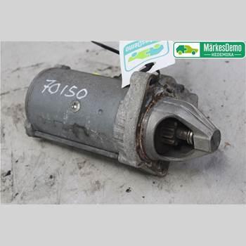 Startmotor Diesel OPEL CORSA D 07-14 OPEL CORSA D D KOMBI-SEDAN 5D 2008 93191079