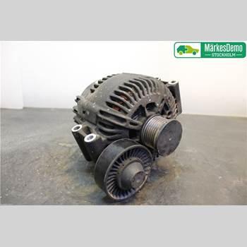 Generator BMW 5 E60/61 Sed/Tou 02-10 BMW 523I SEDAN 2005 12317525376