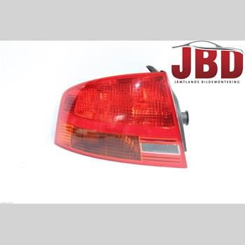 Bakljus Vänster AUDI A4/S4 05-07 Audi A4-s4      05-07 2005 8E5945095