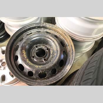 Plåtfälg Sats 4st PEUGEOT PARTNER 16-18 1.6HDi Diesel Skåp 99HK 2016