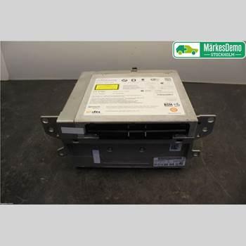 RADIO CD/MULTIMEDIAPANEL BMW 5 GT F07 09-17   938984902
