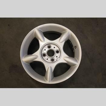 Aluminiumfälg MINI COUPE R50/53 01-06 1,6 COOPER S THROPY 2006 1512349