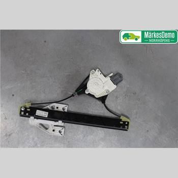 Fönsterhiss Elektrisk Komplett AUDI A1/S1 11-18 Audi A1-S1 11-16 2016 8X47839462A