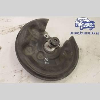 Hjullagerhus/Spindel Vänster Bak VW SHARAN 11- 5DC5 2.0 TDI 6VXL 2011 3C0 505 433 K
