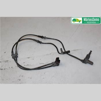 ABS Sensor MB CLK (C209) 02-09 MERCEDES-BENZ CLK 200 KOMPR. COUPE 2D 2004 A2035400417